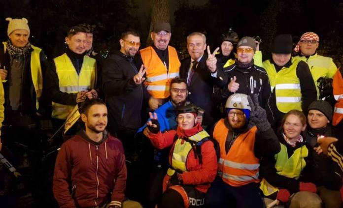 BICIKLOM ZA VUKOVAR': 33 biciklista iz Zagreba krenula na put dug 300 km
