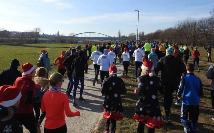 ZA DOBAR POČETAK GODINE: Na savskom nasipu se 1. siječnja održava tradicionalna Novogodišnja utrka