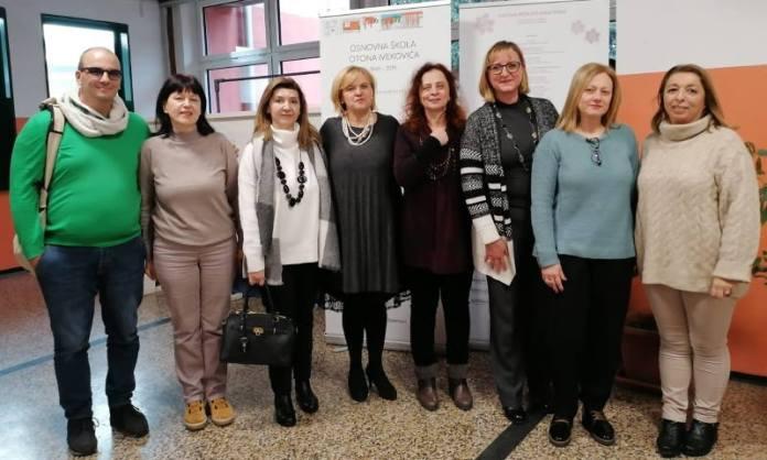 Europski projekt u zagrebačkoj Kustošiji, u OŠ Otona Ivekovića