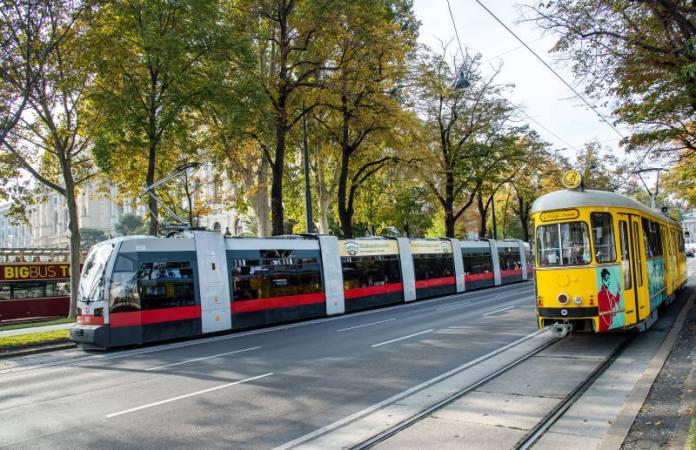Vozila bečkog javnog prijevoza u jednom danu okruže Zemlju više od pet puta