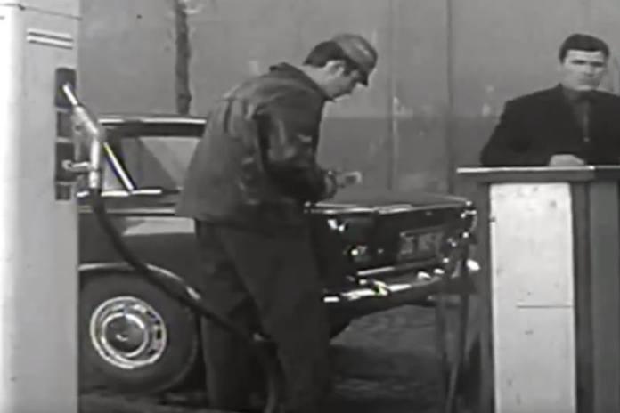 IZ ARHIVE HRT-a: Pogledajte zanimljivu priču o benzinskim postajama u Zagrebu iz 1967. [VIDEO]