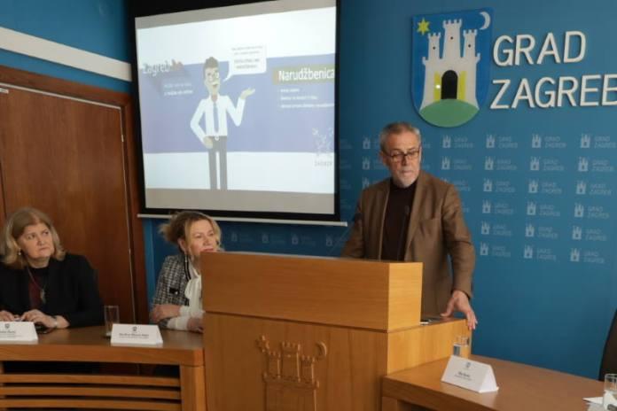 Grad Zagreb ima još jednu digitalnu uslugu: Danas je predstavljena e-Narudžbenica