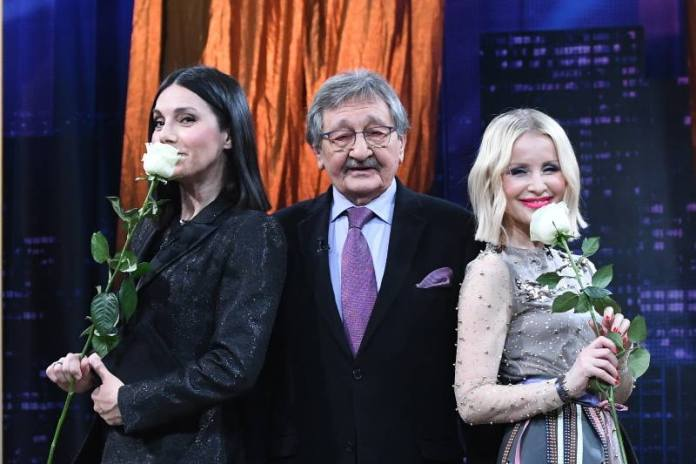 """""""Dvije Danijele i jedan Šiljak"""" – Danijela Martinović i Vojo Šiljak u showu """"5.com s Danielom"""" na HTV1"""
