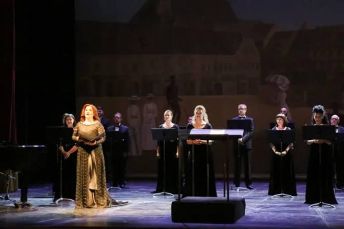 PUBLIKA SE VRATILA U HNK: Za tu priliku Opera HNK priredila je svečani gala koncert