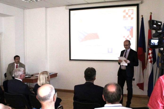 U Zagrebu obilježena stota godišnjica češke zastave