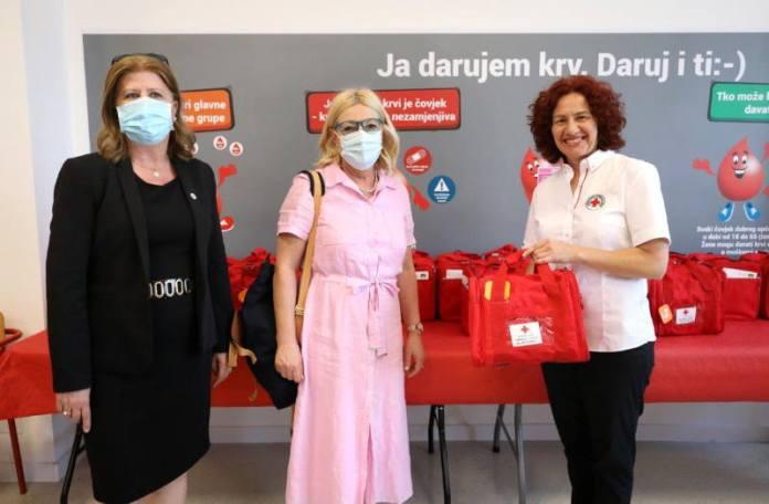 Crveni križ u Velikoj Gorici dobio nove, moderno opremljene prostorije
