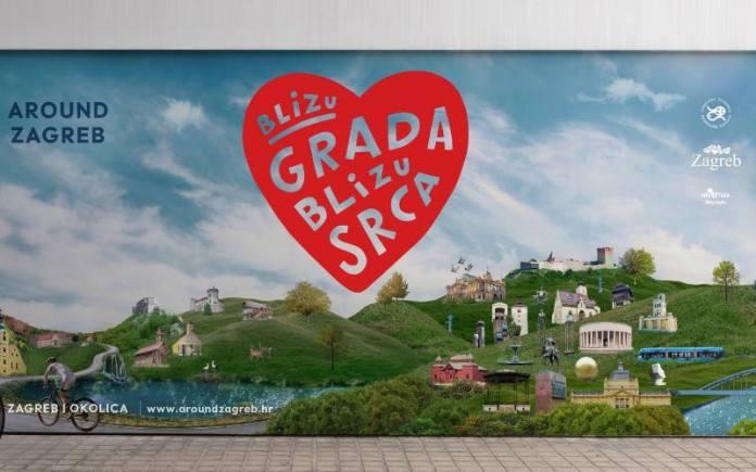 POGLEDAJTE: Novi promotivni film 'Blizu grada, blizu srca / Around Zagreb'