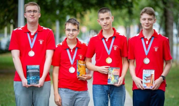 Mladi hrvatski informatičari opet briljantni, na Informatičkoj olimpijadi osvojili zlato, dva srebra i broncu