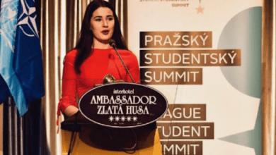Photo of Studentja nga Kosova prezantoi shqiptarët në samitin e NATO-S