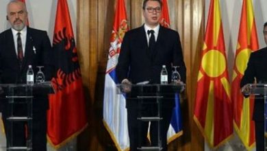 Photo of Video: Televizioni serb heq kamerat nga Rama kur flet shqip