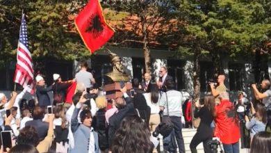 Photo of Në Triesh të Malësisë u zbulua busti i Gjergj Kastriotit Skënderbeut (VIDEO)
