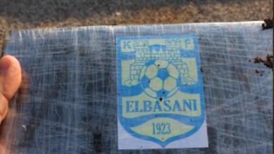 """Photo of Media italiane: Si do të futeshin në Shqipëri 617 kokainë me logon """"K.F Elbasani"""""""
