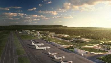 Photo of Aeroporti i ri, hapje eksponenciale e fluksit të turistëve