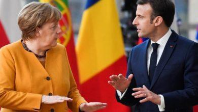 Photo of Shansi i fundit, Merkel përpiqet të bindë Macron të heqë dorë nga vetoja për Shqipërinë në takimin e nesërm