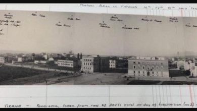 """Photo of """"Si e refuzuan britanikët urdhrin e Mehmet Shehut për të bombarduar qendrën historike të Tiranës në 1944"""""""