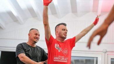 Photo of Mposhti tri herë kancerin, boksieri Shqiptar është shembull për të sëmurët e tjerë