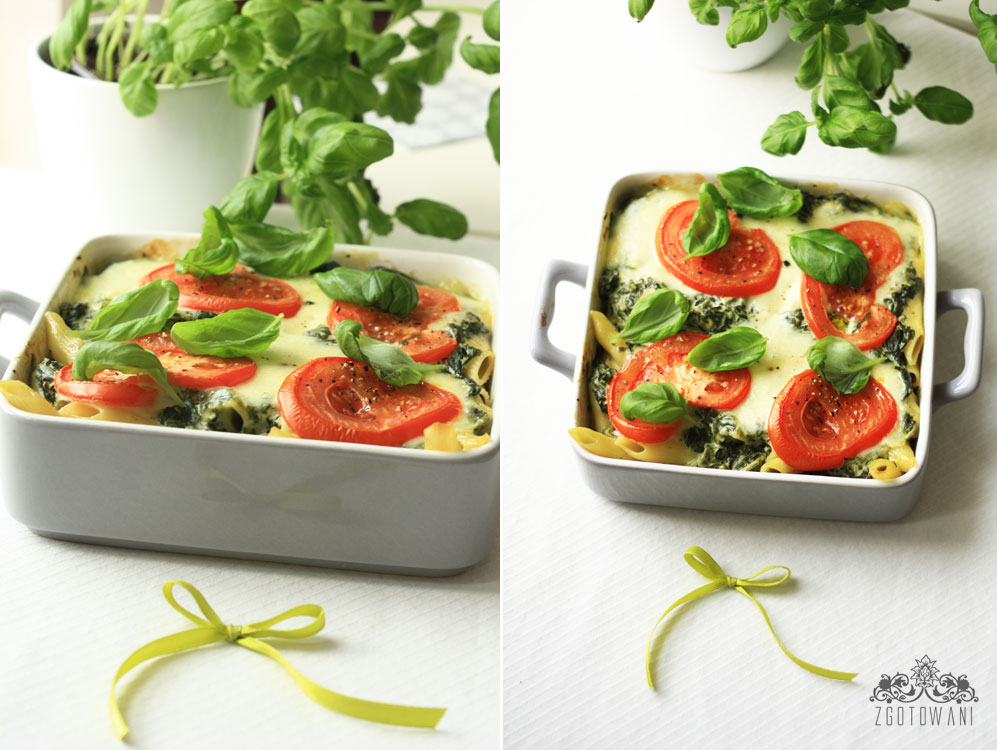 zapiekanka-ze-szpinakiem,-mozzarella-i-pomidorami-1