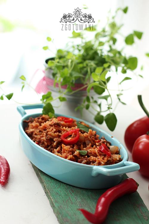 risotto-z-miesem-mielonym-i-ostra-papryczka-peperoni-1