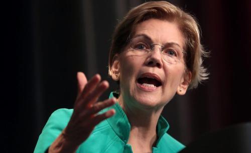 "Pat Buchanan: ""Will 'Sexist' White Males Derail Warren?"""