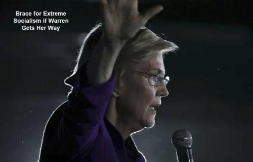 Mish: Elizabeth Warren Blames Businesses For Everything