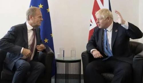 Johnson To Pursue Emergency Debate, EU Waits