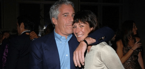 Ghislaine Maxwell Spotted At LA Burger Joint