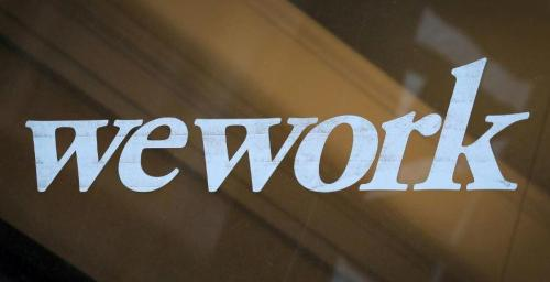 WeWork Now Weighing IPO Valuation As Low As  Billion
