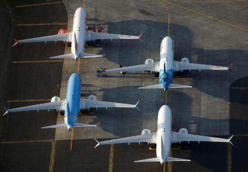 """FAA Safety Certification Of Boeing 737 MAX Was """"Inadequate"""", Report Finds"""