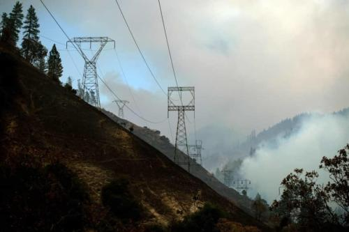 """""""This Is The Third World"""": Up To 3 Million Californians To Lose Power As PG&E Begins """"Unprecedented"""" Blackouts"""
