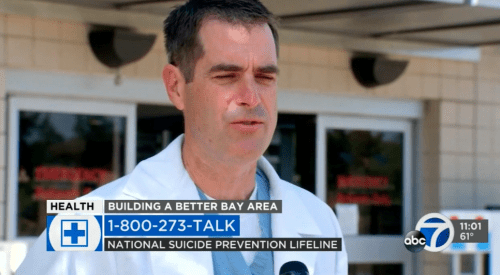 """""""We've Never Seen Numbers Like This"""" - Trauma Doc Sees Post-Lockdown Suicide Wave Starting"""