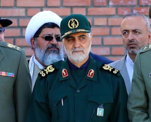Iran Says It ThwartedSophisticated 'Israel-Arab'Plot To Blow Up Elite Guards Commander