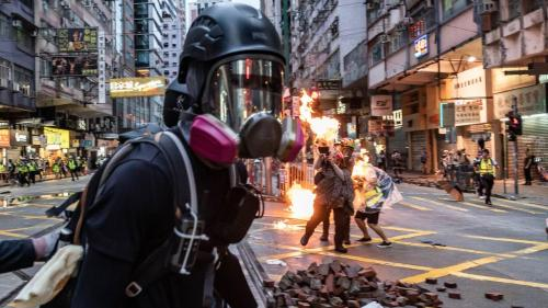Chinese Army Ready To Step In Against Rioters - HK's Carrie Lam Warns For First Time