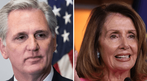 McCarthy Demands 'Reckless' Pelosi Suspend Impeachment Inquiry Until She Defines Procedures