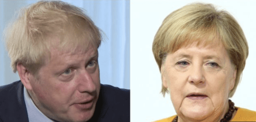 "Johnson Tells Merkel Brexit Deal ""Essentially Impossible"" As Talks Teeter On Brink Of Collapse"