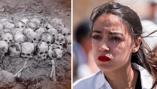 GOP Group Hits Back After 'Racist' Anti-Socialism Ad Triggers AOC