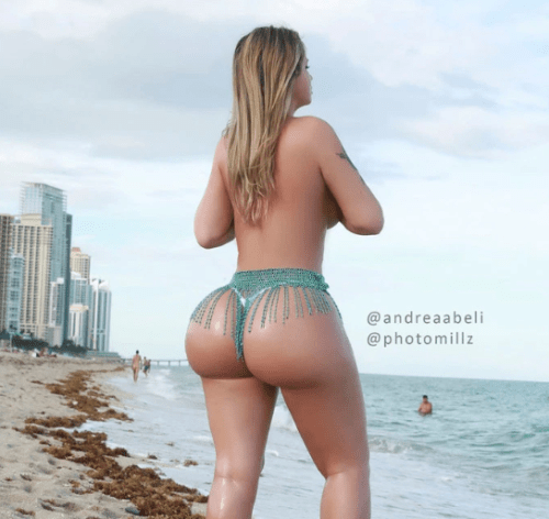 Of Butts & Bubbles: Instagram Model Makes Millions Off Her Over-Inflated Rear-End