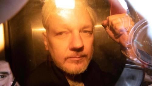 Julian Assange To Remain Jailed After Serving Sentence