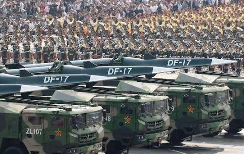 Did China Just Announce The End Of US Primacy In The Pacific?