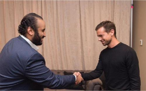 Twitter CEO Hosted MbS 6 Months AFTER Saudi Spies Discovered Within The Company