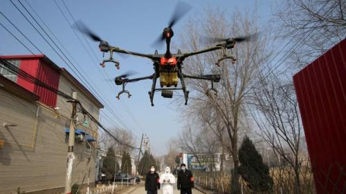 Chinese Company Suspected Of Spying On US Citizens Donates Police Drones To 22 States 7