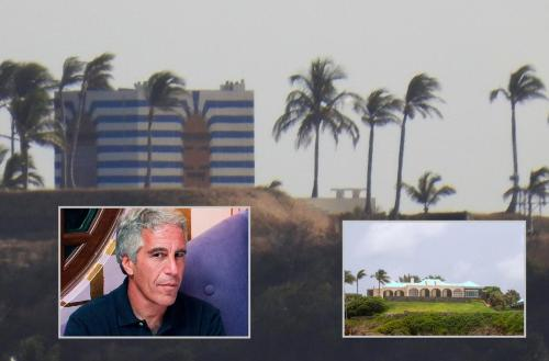 Does New Drone Footage Reveal Underground Lair On Jeffrey Epstein's 'Pedo Island'?