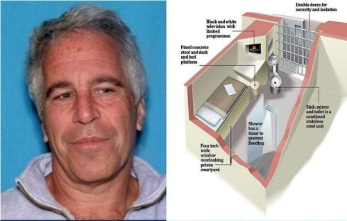 Grand Jury Subpoenas Issued For Up To 20 Officers At NYC Prison Where Epstein Died