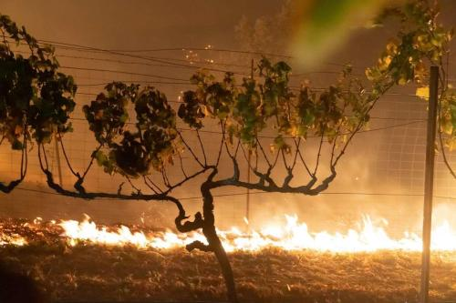 PG&E Crashes To All Time Low Over Fears It Will Be Blamed For Latest California Inferno