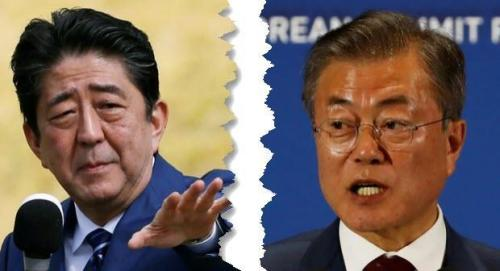 South Korea Scraps Intelligence Pact With Japan Amid Rising Trade Tensions