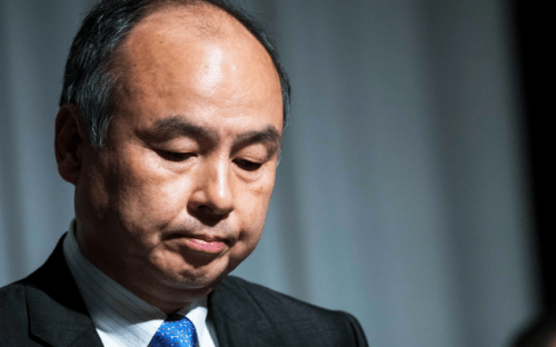 "Is SoftBank The Bubble Era's ""Short Of The Century"""