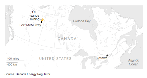 The Little Canadian Oil Town Ravaged By Big Insolvencies