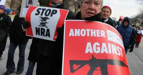 A Third Of Democrats Favor Declaring NRA 'Terrorist Orgnization'; 28% Say It Should Be Illegal To Join