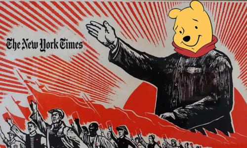 New York Times Quietly Scrubs Paid Chinese Propaganda From Website