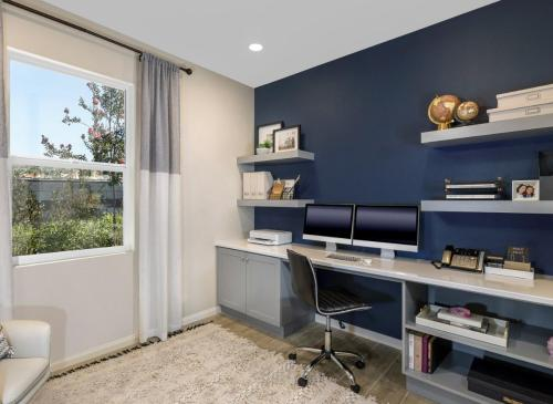 Post-Pandemic World: Homebuilder KB Homes Is Now Including Built-In Office Space In New Homes