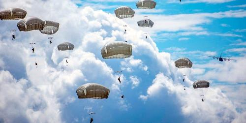 Mass Injuries After Botched Army Paratrooper Night Jump Involving Hundreds